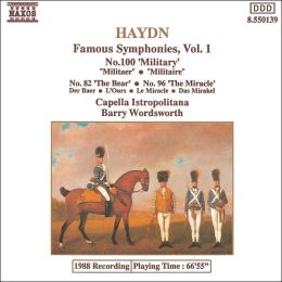 Haydn: Symphonies Nos. 82, 96, 100