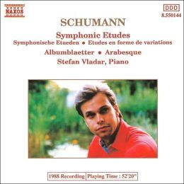 Schumann: Symphonic Etudes