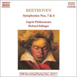 Beethoven: Symphonies Nos. 7 & 4
