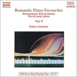 Romantic Piano Favourites, Vol. 9