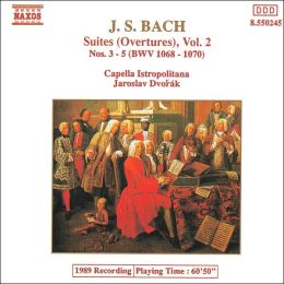 J.S. Bach: Suites (Overtures), Vol. 2