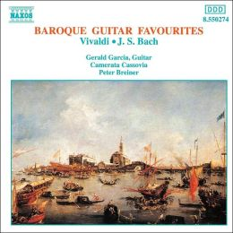 Vivaldi, J.S. Bach: Baroque Guitar Favourites