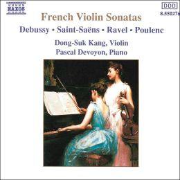 French Violin Sonatas