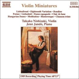 Violin Miniatures
