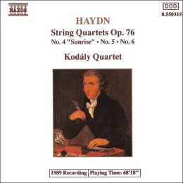 Haydn: String Quartets, Op. 76, No. 4