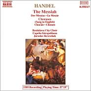 Handel: The Messiah (Choruses)