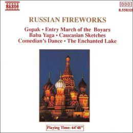 Russian Fireworks