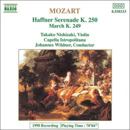 Mozart: Haffner Serenade; March, K249