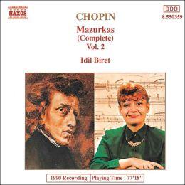 Chopin: Mazurkas (Complete), Vol. 2