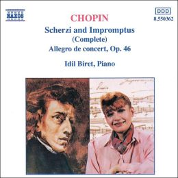 Chopin: Scherzi and Impromptus