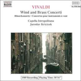Vivaldi: Wind and Brass Concerti