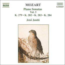 Mozart: Piano Sonatas, Vol. 3