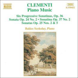Clementi: Piano Music