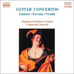 Vivaldi, Torroba, Giuliani: Guitar Concertos