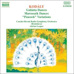 Kodály: Galánta Dances; Marosszék Dances;