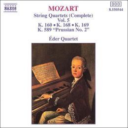 Mozart: String Quartets (Complete), Vol. 5