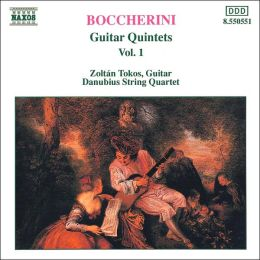 Boccherini: Guitar Quintets, Vol. 1