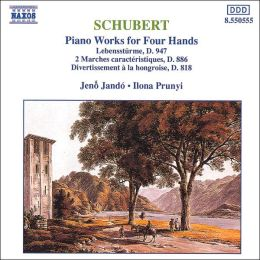 Schubert: Piano Works for Four Hands