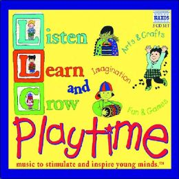 Listen, Learn, & Grow: Playtime [Boxset]