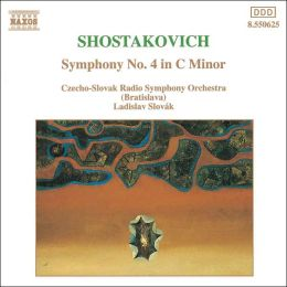 Shostakovich: Symphony No. 4 in C minor