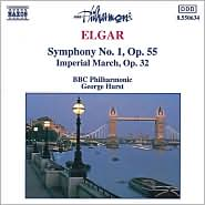 Elgar: Imperial March; Symphony 1