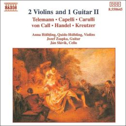 2 Violins & 1 Guitar, Vol. 2