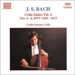 Cello Suites, Vol.2