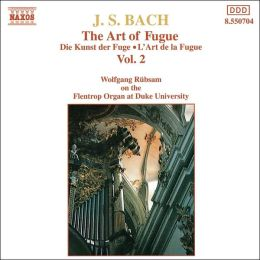 Bach: The Art of Fugue, Vol. 2