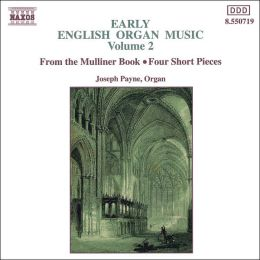 Early English Organ Music, Vol. 2