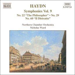 Haydn: Symphonies Nos. 22, 29 & 60