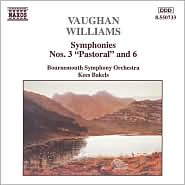 Vaughan Williams: Symphonies Nos. 3