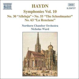 Haydn: Symphonies Nos. 30 (