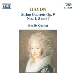 Haydn: String Quartets Op. 9, Nos. 1, 3 and 4