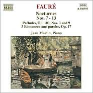 Fauré: Nocturnes, Vol. 2
