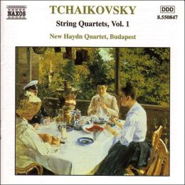 Tchaikovsky: String Quartets, Vol.1