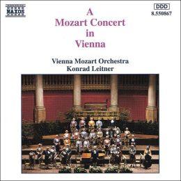 A Mozart Concert in Vienna