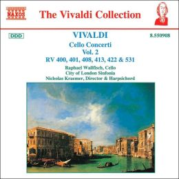 Vivaldi: Cello Concerti, Vol. 2