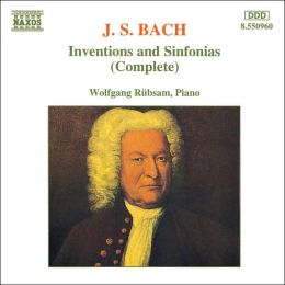 J.S. Bach: Inventions and Sinfonias (Complete)