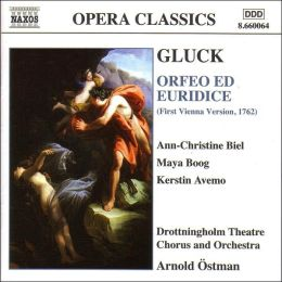 Gluck: Orfeo ed Euridice (First Vienna Version. 1762)