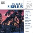 CD Cover Image. Title: Best Of Sibelius