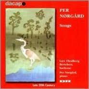 Per Nørgård: Songs