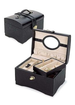 Handcrafted Verona Jewelry Case