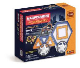 Magformers XL Cruisers Car Set