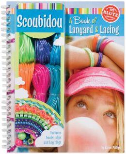 Scoubidou - A Book Of Lanyard & Lacing Kit