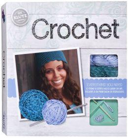 Klutz Crochet (Adult Kit)