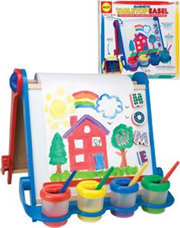 Alex Toys 25E Magnetic Tabletop Easel