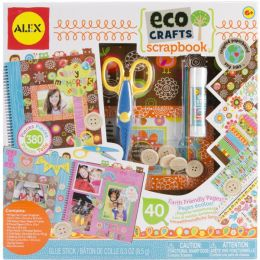 Eco Crafts Scrapbook