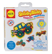 Alex Shrinky Dinks - On the Move