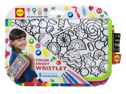 Alex Color a Sweet Wristlet