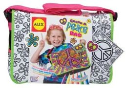 Alex Color a Peace Bag